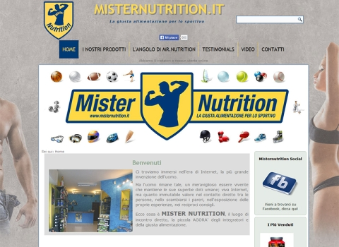 MISTER NUTRITION